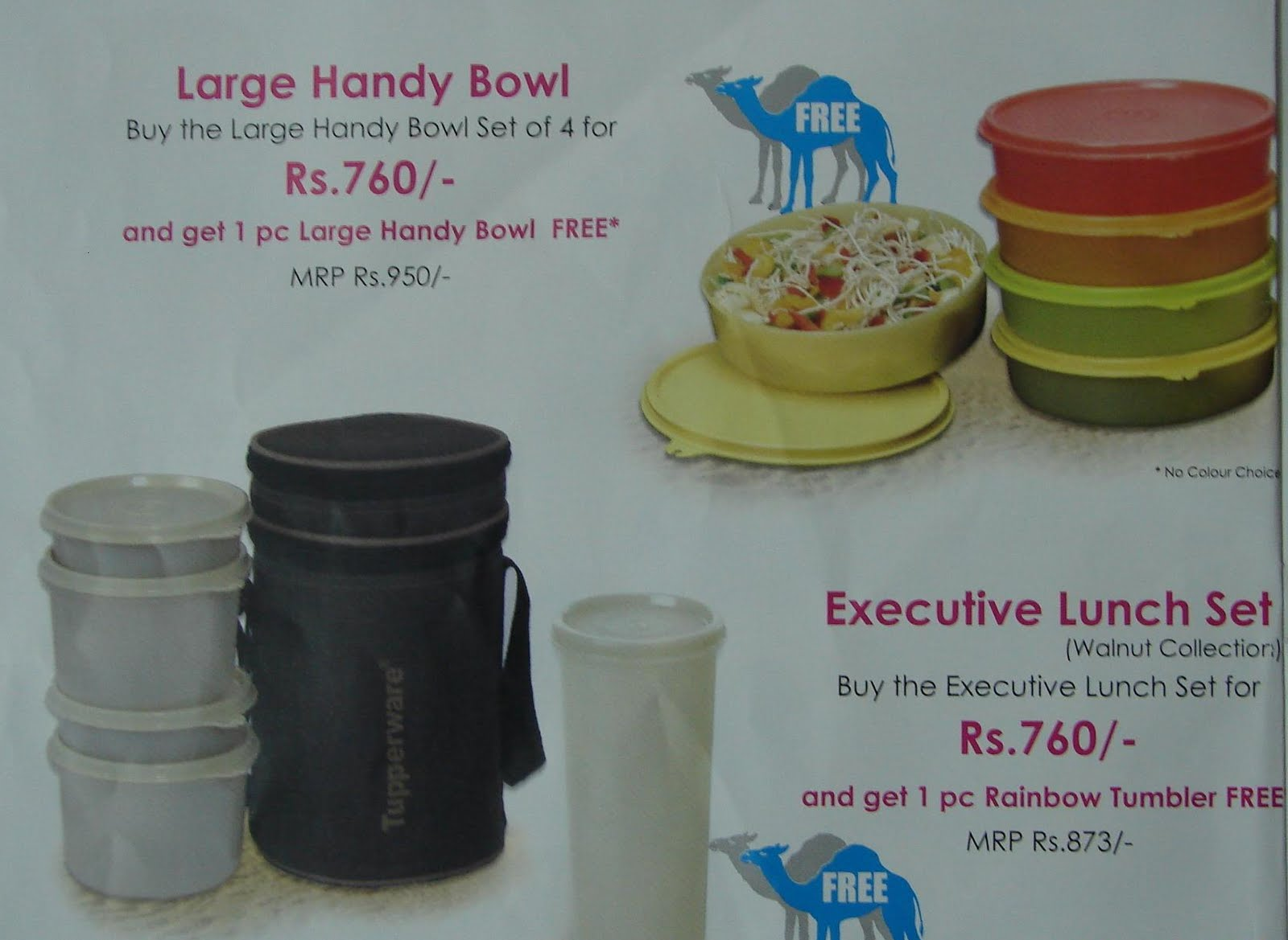 Tupperware Products: 09/13/10