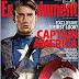 Capitão América – O primeiro vingador. Veja a primeira foto oficial de Chris Evans com Steve Rogers
