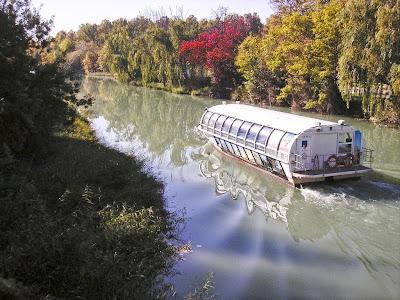 Paseo fluvial por el río Tajo