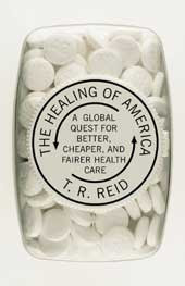Cover of The Healing of America