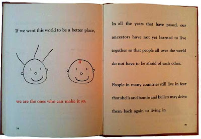 Two pages from Let's Do Better