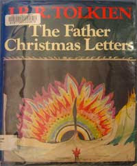 Cover of The Father Christmas Letters