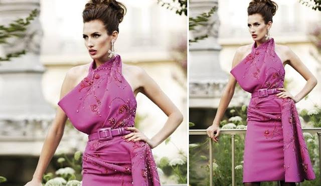 Resim4 horz - Dior'dan Be� Harika Balo Elbisesi