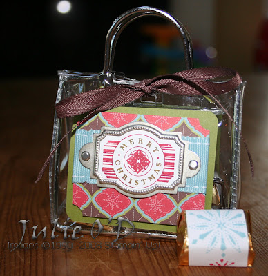 Altered Candy Purse
