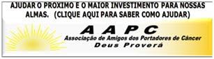 ASSOCIÇÃO DE AMIGOS DOS PORTADORES DE CÂNCER