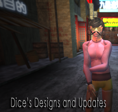 Dice Beattie's Designs and Updates
