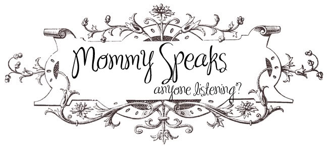 mommy speak