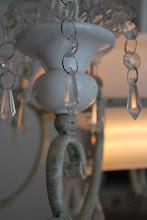 Ljuskronan i köket