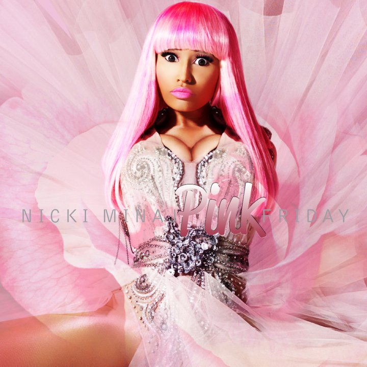 pink friday necklace nicki minaj. Nicki Minaj - Pink Friday