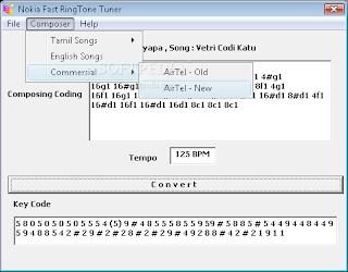 Nokia Fast RingTone Tuner