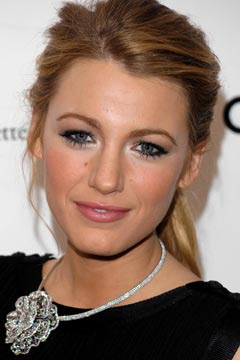Blake Lively  Makeup on Blake Lively Makeup 240tp110509 Jpg