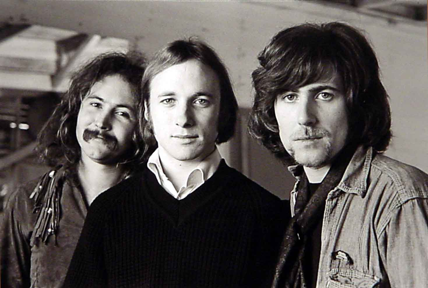 Crosby Stills and Nash: A Legacy