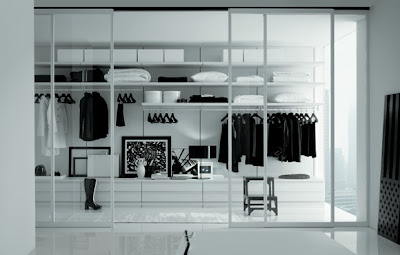 Bedroom Closet Design on Simple But Luxurious Homes  Closet Design