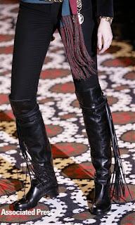 Gucci biker boots