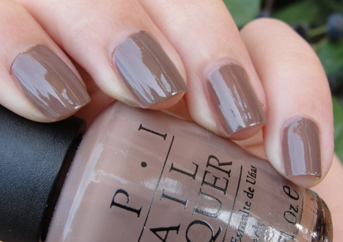 Like Other Opi Cream The Formula Was Quite User Friendly Pigmented Smooth And Shiny Can T Ask For More Than This