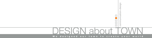 DESIGN about TOWN