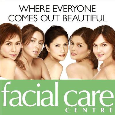 And facial care center