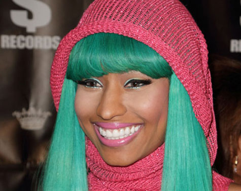 rihanna and nicki minaj living together. Nicki Minaj#39;s alter-ego Roman