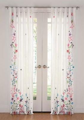 Fotos y dise o de dormitorios todos los estilos enero 2010 - Cortinas nina dormitorio ...