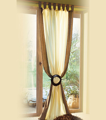 Pin principal cortina sala passione on pinterest - Cortinas dormitorio principal ...