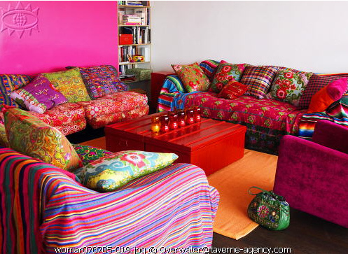 Ideas para decorar de tu habitaci n fotos y dise o de for Cuartos hippies