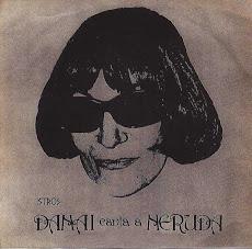 Istros Danai canta a Neruda