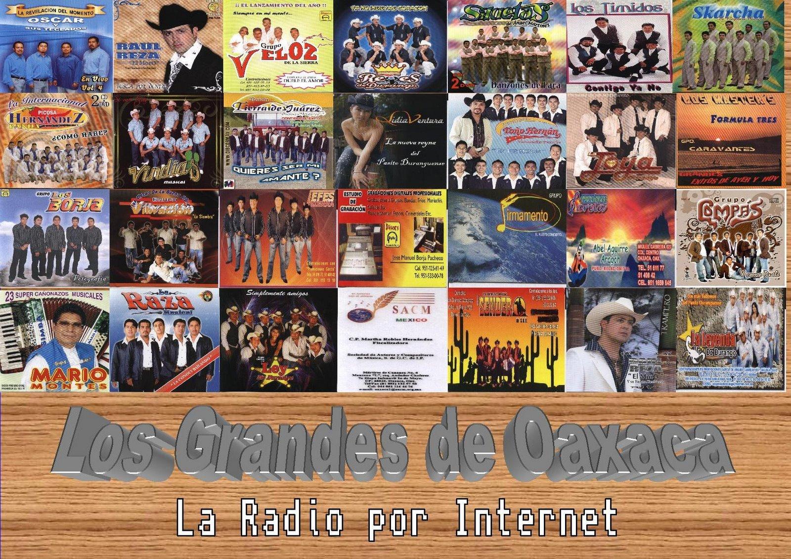 Los    Grandes    de    Oaxaca