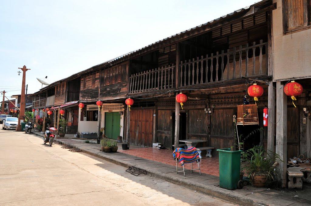 Treasures of Thailand: Lanta Old Town: Where Thais, Muslims, Chinese and Sea ...