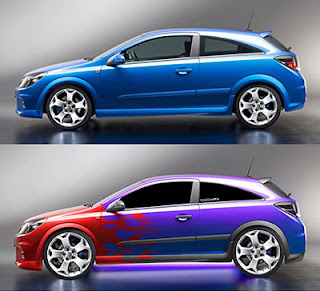 photoshop car tutorials