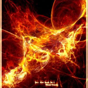 Fractals Like Nebula Brushes