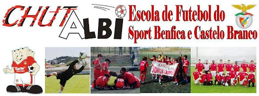 CHUTALBI - Escola de Futebol do S.B.C.B.