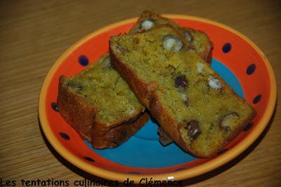 Cake sucr potiron triple orange noisette et pices de no l les tentations culinaires de - Cake au potiron sucre ...