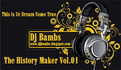 DeeJay Bambs - The History Maker Vol.1
