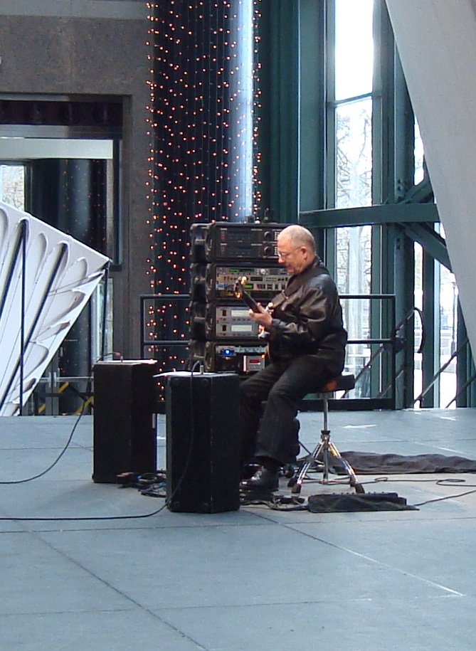 Robert Fripp Soundscapes Live At The Winter Garden