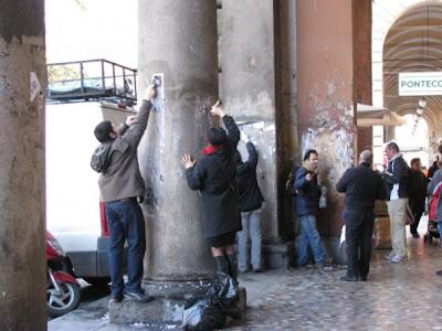 Microcosmo Piazza Vittorio. Un Aledanno che dura da 20 mesi