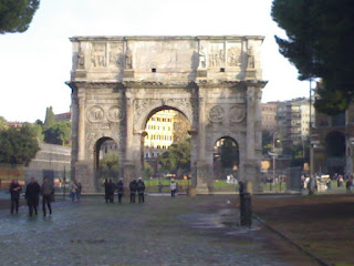 Arco di Costantino Reloaded