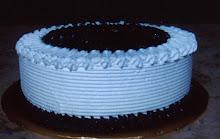 CHOCOLATE LAYER CHEESE CAKE