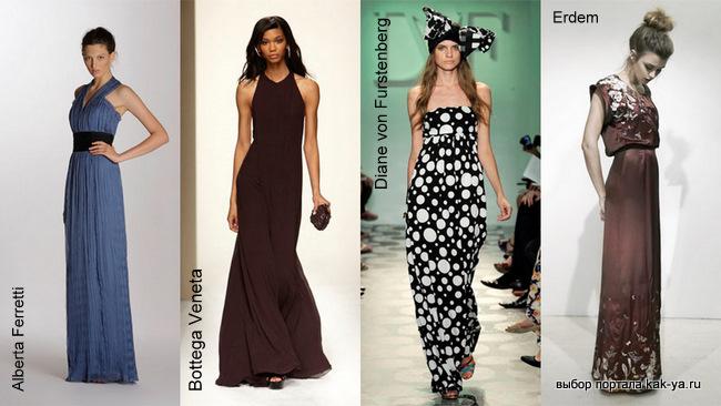 Модные платья с карманами