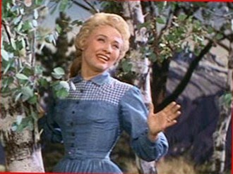 Image result for jane powell in 7 brides