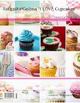 """Raccolta Golosa """"I LOVE Cupcakes"""""""