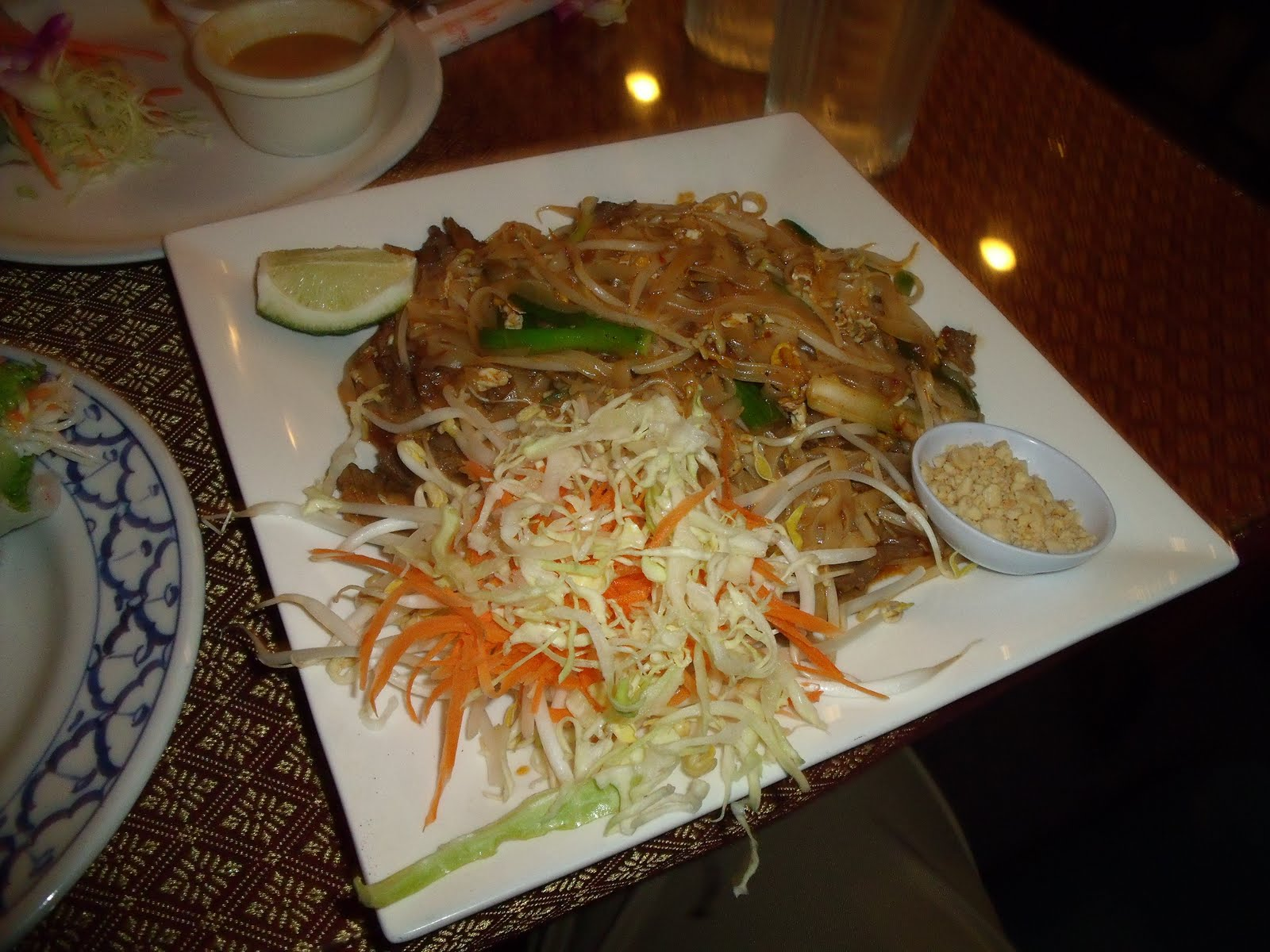 Nathalie 39 s class healthy eating can be tasty for Angels thai cuisine olympia wa