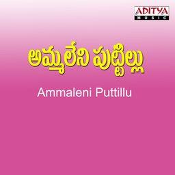 Amma leni Puttillu Telugu Mp3 Songs Free  Download -1995