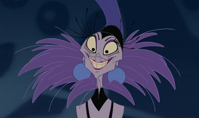 how to say yzma from empororsa new groover