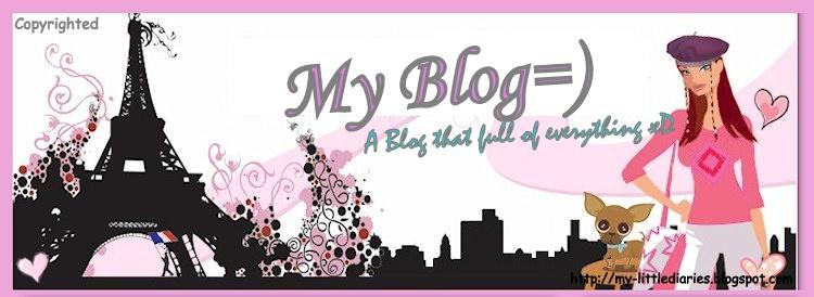 My Blog=)