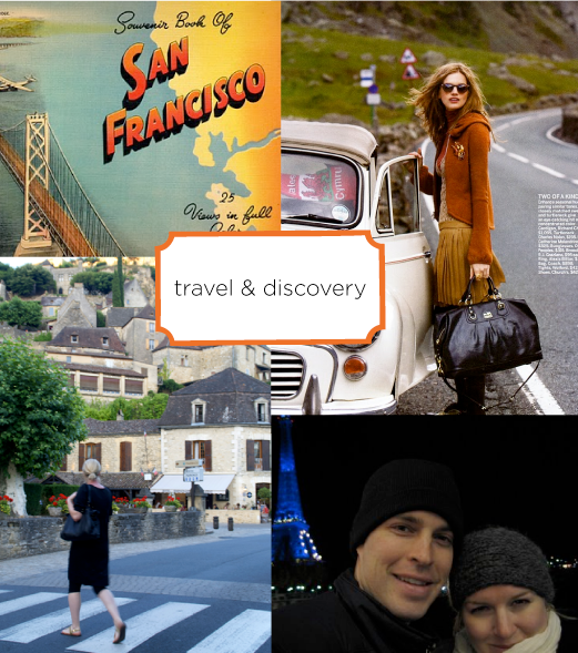 travel &amp; discovery