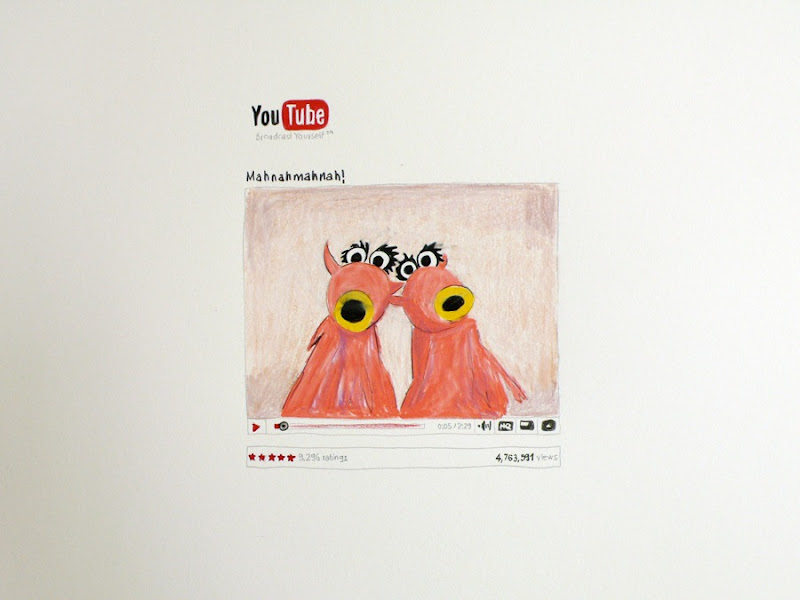 YouTube drawings