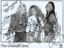 cheetah girls imzalar