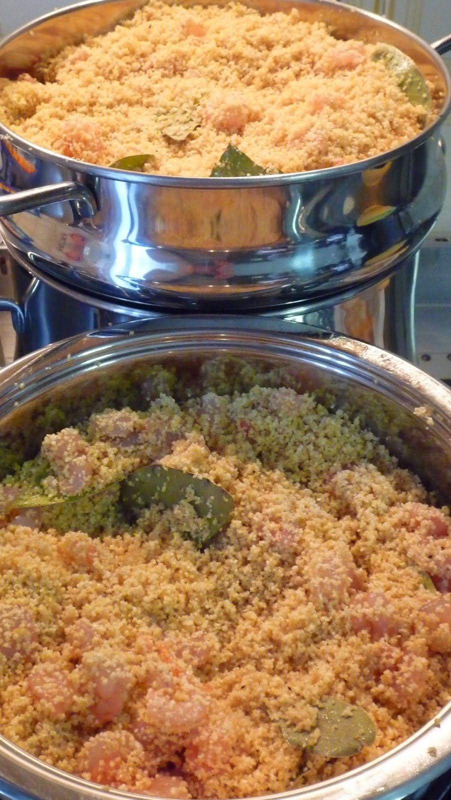 ... Trapani and see how they make il couscous alla Trapanese on YOUTUBE