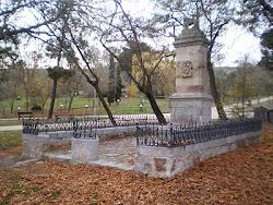 """Fuente """"Los leones"""" (Valorio)"""