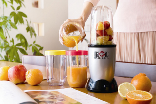 New magic bullet recipes